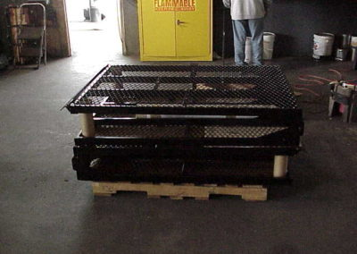 MR-750 Manual Box Truck Ramp-Shipping Pallet